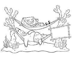 Spongebob Kleurplaten Meer Dan 40 Kleurplaat Spongebob