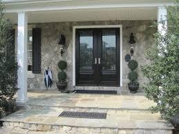 french front doorsGlass French Front Door  Stylish Exterior Front Doors