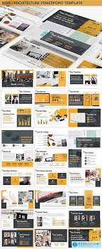 Architectural Powerpoint Template Noir Architecture Powerpoint Template Free Download