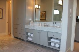 modern bathroom cabinet doors. Bathroom 005 - Burrows Cabinets Central Texas Builder-direct Custom Modern Cabinet Doors A