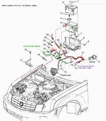 Extraordinary 2006 cadillac escalade horn button wiring diagram