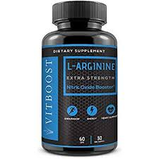 extra strength l arginine 1200mg nitric oxide supplement for stamina muscle vascularity energy powerful n o booster with l citrulline essential