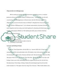 essay on great expectations great expectations pips journey toward self discovery essay
