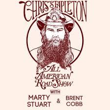 Chris Stapleton Att Center