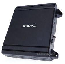 alpine mrv car amplifiers alpine mrv m250 mono amplifier class d digital car amp new mrvm250 250 watt amp