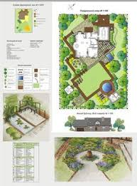 Small Picture Master Plans Sisson Landscapes Site Plans Graphics