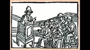 the canterbury tales satire of the catholic church