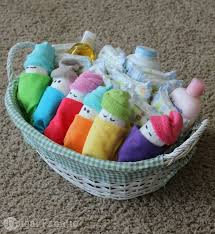 how to make diaper es easy baby shower gift idea