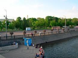 Посвящение в моряки теплоходная экскурсия по Москве реке для  Причал