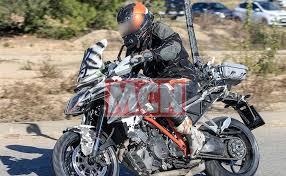 2018 ktm 1290 super adventure r. brilliant super ktm super duke gt spyshot to 2018 1290 adventure r