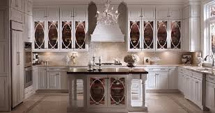 cabinets with glass doors. tinted glass doors on the kitchen cabinets with