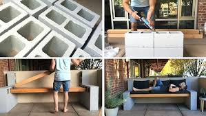 Modern concrete patio furniture Outdoor Full Size Of Modern Concrete Garden Benches Make Your Own Inexpensive Outdoor Furniture With This Bedrooms Overstock Modern Concrete Garden Bench Benches Make Your Own Inexpensive