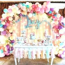 Birthday Table Decorations Centerpieces Table Decoration Birthday