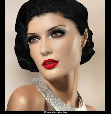 how to 1940s makeup