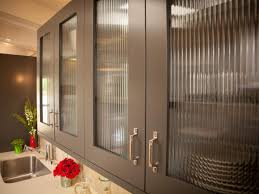 Metal Kitchen Cabinet Doors Modern Concept Modern Glass Cabinet Doors With Aluminum Metal