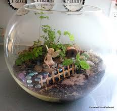 fairy garden terrarium. Perfect Garden Fairy Garden Terrarium Throughout R