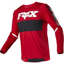 Fox Racing 2020 360 Linc Jersey Flame Red