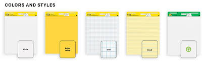 Lined Flip Chart Pads Provantage 3m 559rp Vad6 Easel Pad Recycled White 25 In X 30 In