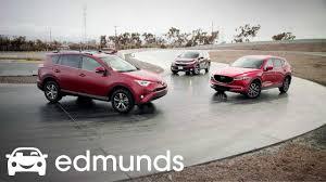 Suv Size Comparison 2018 Chart Top Suvs Track Tested Honda Cr V Toyota Rav4 And Mazda Cx 5 Who Wins