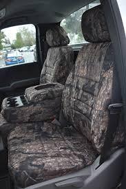 chevrolet silverado realtree seat
