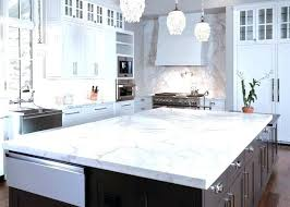 carrara marble countertop. Carrara Marble Countertop Cost Kitchen With Full Height Back Splash S Per