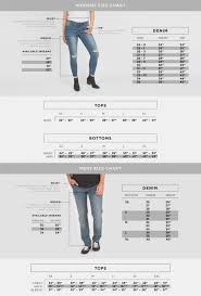 Hollister Jacket Size Chart
