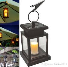 outdoor candles lanterns and lighting. 2018 Classic Outdoor Candle Lantern Solar Powered Led Light Garden Yard Wall Landscape Lamp Umbrella Tree Hang Hanging From Ledstore2010, Candles Lanterns And Lighting N