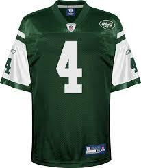 By Sports Favre Brett Reebok 52 Size Jersey York New Memorabilia Authentic Green Jets