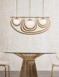 lighting modern design. Modern Dining Room With Pop Art And Beautiful Fixtures Lighting Design