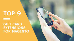 top 9 gift card extensions for magento in 2018