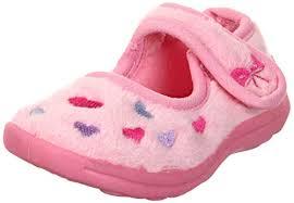 Ragg Lil Hearts 2 Mary Jane Slipper Toddler Little Kid