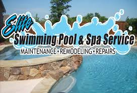 elite swimming pool spa services in