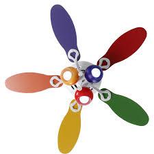 children 39 s room ceiling fan color