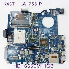 <b>K45VJ QCL40 LA 8221P</b> REV1.0 <b>GT635M</b> 2G Mainboard For ASUS ...