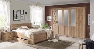 Schlafzimmer Set Komplett 4 Teilig Bramberg Fichte Neu Kaufen Bei