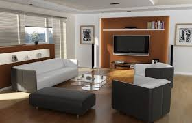 Small Picture Living Room Modern Brown Living Room Theater Wall Unit With Tv