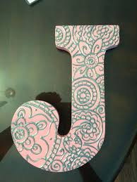Wooden Letters Design Wooden Letter Design Ideas Custom Decorative Letters By On