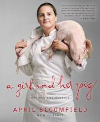 Pin by Ashley Behr on cookbooks | April bloomfield, Female chef, Bloomfield