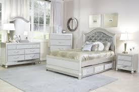 lil diva panel bed set 1