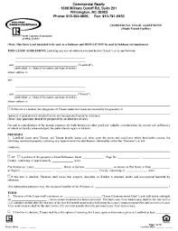 Best Photos Of Printable Commercial Lease Agreement - Commercial ...