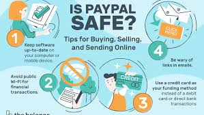 is paypal safe for sellers and ers
