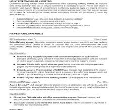 Sample Marketing Director Resume. Sample Marketing Director Resume ...