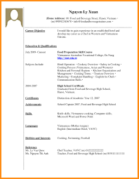 First Resume Template First Resume Template Australia Therpgmovie 77