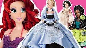 Disney Designer Collection Premiere Series New Disney Princess Dolls