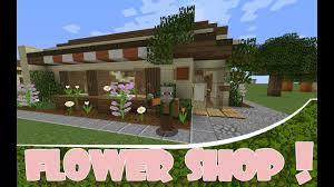 Minecraft Shop Designs Minecraft Spawn Shop Idea Flower Shop