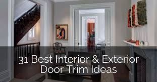 But we don't pay much attention to window trim selection. 31 Best Interior Exterior Door Trim Ideas Sebring Design Build