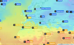 4 Day Weather Chart Urrent Weather And Forecast Openweathermap
