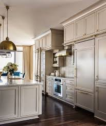 look we love gray kitchen cabinets with brass hardware kitchen inspiration