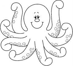 Small Picture Get This Printable Octopus Coloring Pages yzost