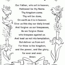 Prayer Coloring Pages Coloring
